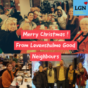 Merry Christmas from Levenshulme Good Neighbours